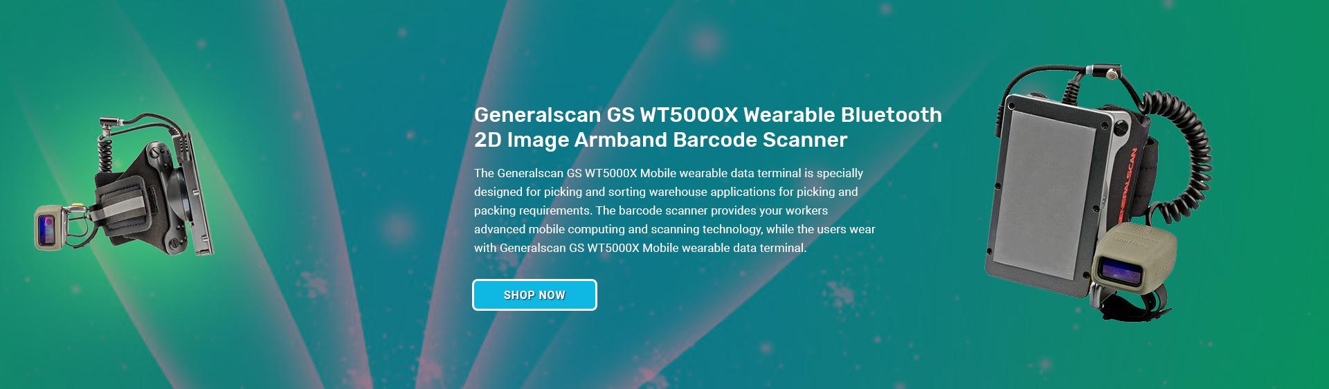 Generalscan GS WT5000X ...