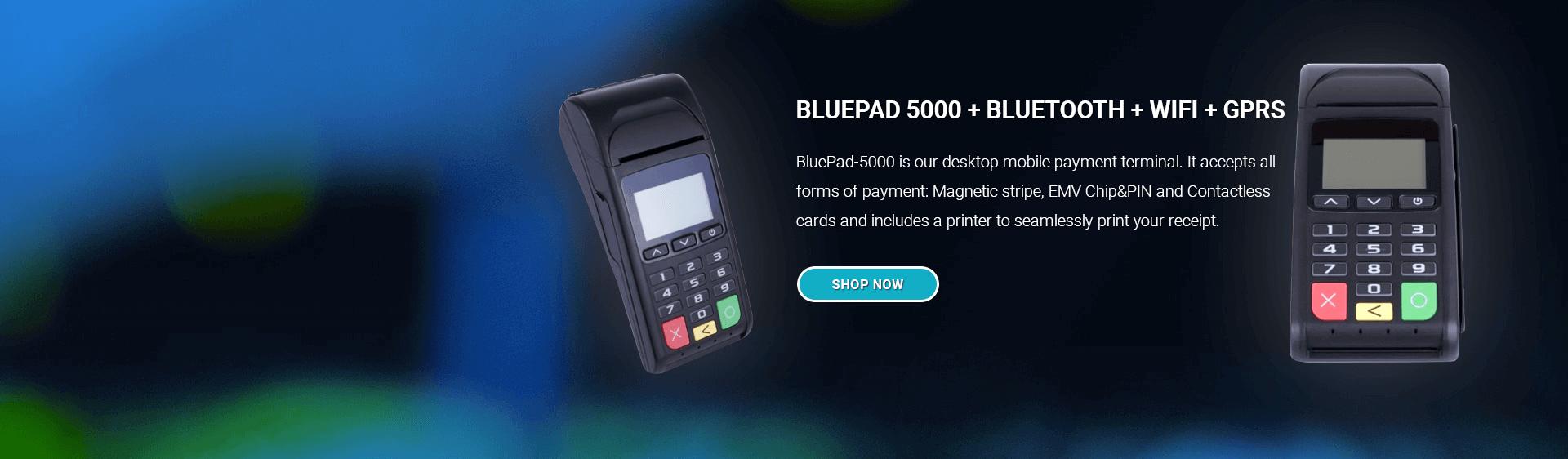 Bluepad 5000 + Bluetooth ...