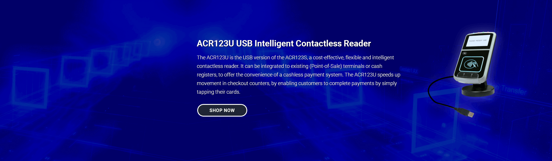 ACR123U USB Intelligent ...