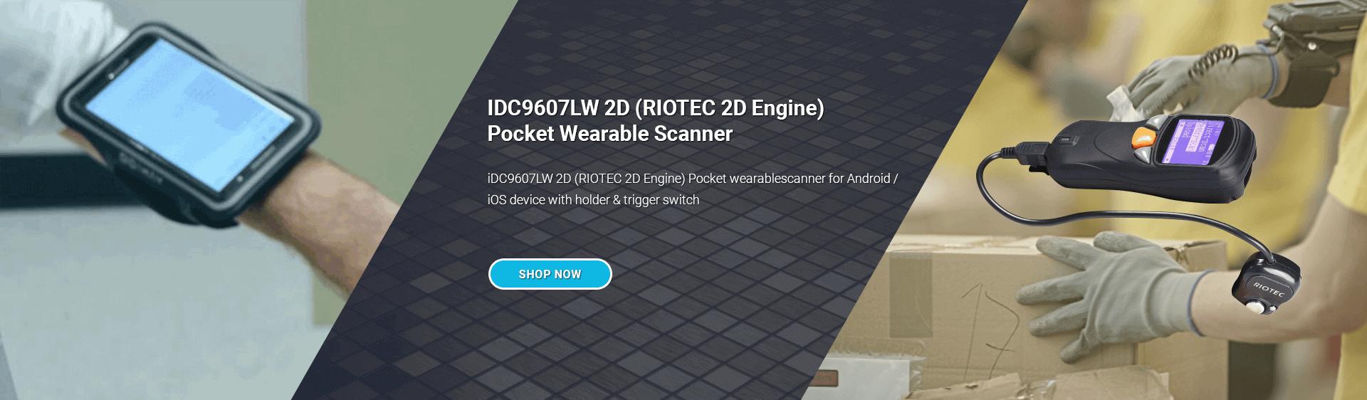 IDC9607LW 2D (RIOTEC 2D ...