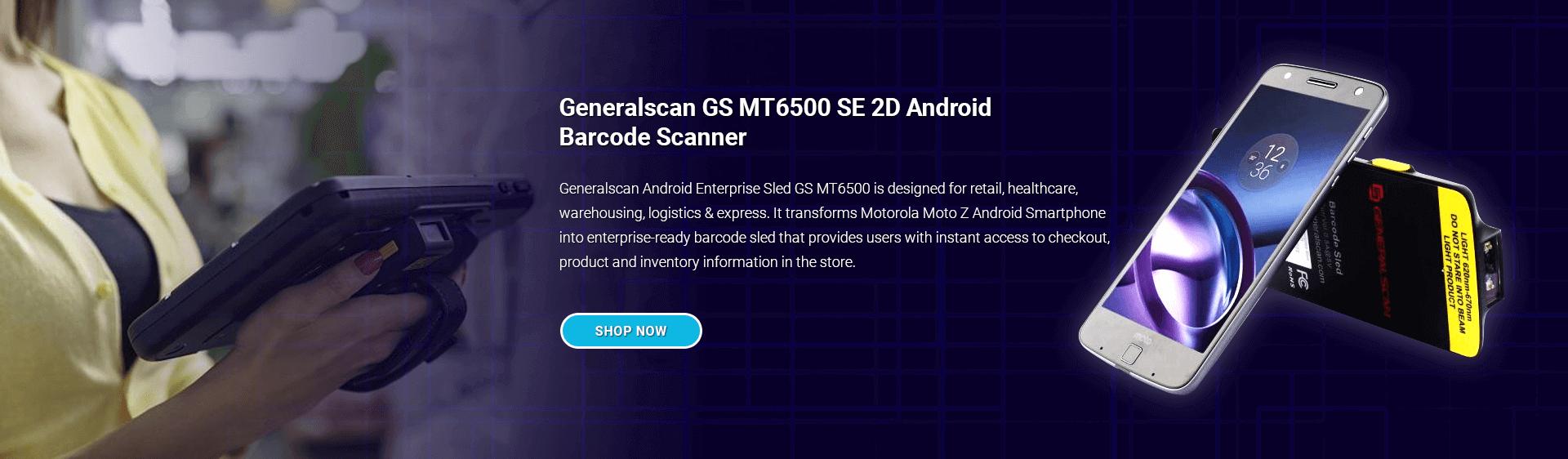 Generalscan GS MT6500 SE ...
